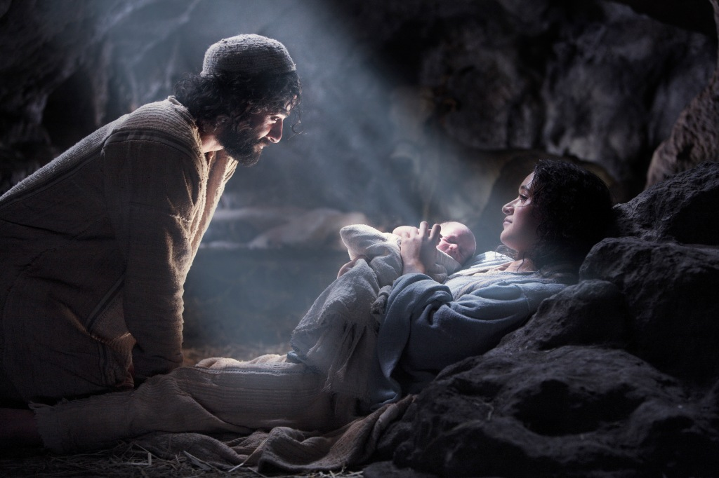 "Jesus's Birth from ""The Nativity Story"" http://www.imdb.com/title/tt0762121/"