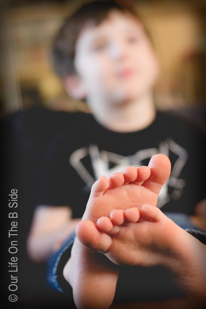 Mr. Big Foot.